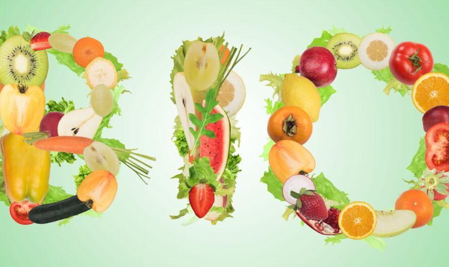 Quels sont les avantage d'une alimentation bio ?